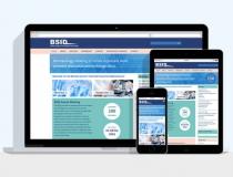 Medical communications – website design