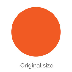 Bitmap file - Original Size